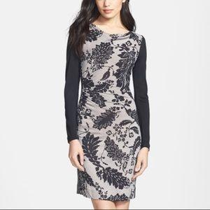 Diane Von Furstenberg Kirby silk fitted dress 🔥